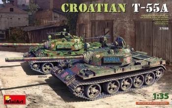 MINIART 1/35 37088 CROATIAN T-55A
