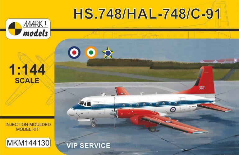 MARK I MODELS 1/144 144130 ANDOVER CC.2/HAL-748/C-91