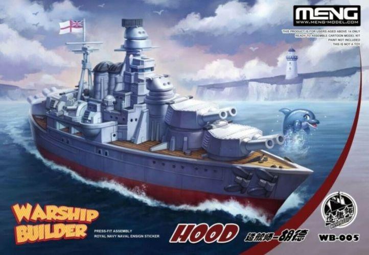 MENG  WB005 HMS HOOD