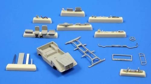 PLANET MODELS 1/72 MV096 AUTO UNION/DKW F.91/4 MUNGA NATO STAFF CAR