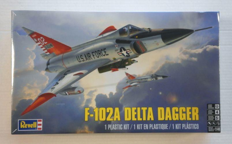 REVELL 1/48 5869 F-102A DELTA DAGGER