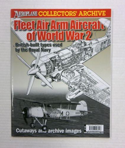 CHEAP BOOKS  ZB1189 COLLECTORS ARCHIVE - FLEET AIR ARM AIRCRAFT OF WORLD WAR 2