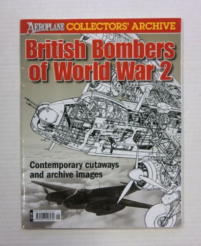 CHEAP BOOKS  ZB1187 COLLECTORS ARCHIVE - BRITISH BOMBERS OF WORLD WAR 2
