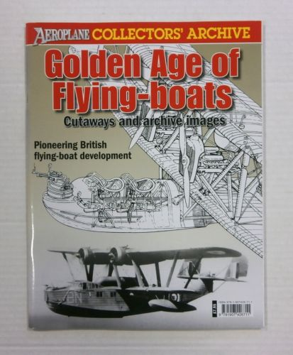 CHEAP BOOKS  ZB1185 COLLECTORS ARCHIVE - GOLDEN AGE OF FLYING-BOATS