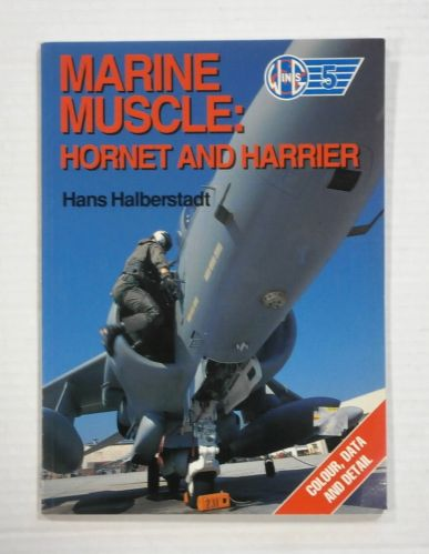 CHEAP BOOKS  ZB1214 MARINE MUSCLE - HORNET AND HARRIER  HANS HALBERSTADT