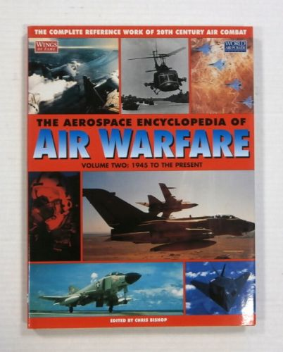 CHEAP BOOKS  ZB1204 THE AEROSPACE ENCYCLOPEDIA OF AIR WARFARE VOLUME TWO - 1945 TO THE PRESENT