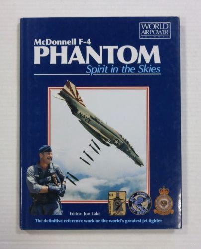 CHEAP BOOKS  ZB1203 MCDONNELL F-4 PHANTOM SPIRIT IN THE SKIES