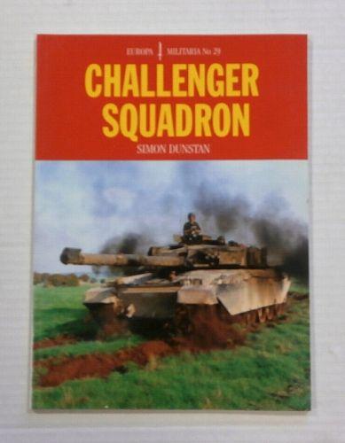 CHEAP BOOKS  ZB1231 EUROPA MILITARIA No 29 CHALLENGER SQUADRON