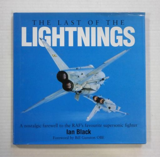CHEAP BOOKS  ZB1244 THE LAST OF THE LIGHTNINGS - IAN BLACK