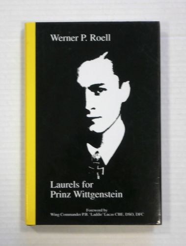 CHEAP BOOKS  ZB1247 LAURELS FOR PRINZ WITTGENSTEIN - WERNER P. ROELL