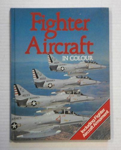 CHEAP BOOKS  ZB1256 FIGHTER AIRCRAFT - BILL GUNSTON