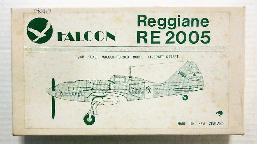 FALCON 1/48 REGGIANE RE2005