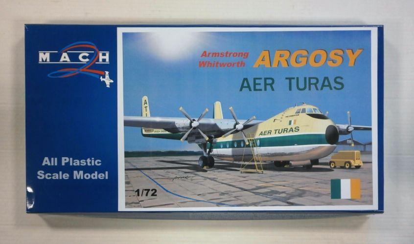 MACH 1/72 089 ARMSTRONG WHITWORTH ARGOSY AER TURAS