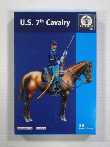 WATERLOO 1/72 AP050 US 7th CAVALRY