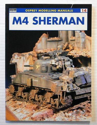 OSPREY MODELLING MANUALS  14. M4 SHERMAN