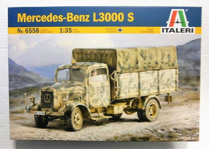 ITALERI 1/35 6558 MERCEDES-BENZ L3000 S