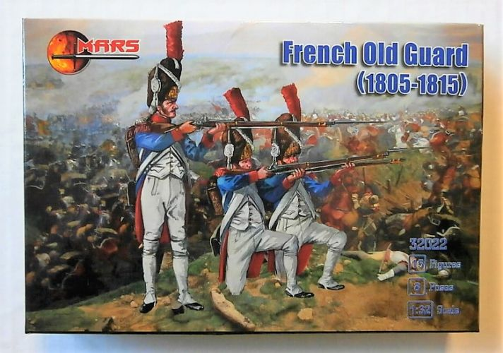 MARS 1/32 32022 FRENCH OLD GUARD 1805-1815