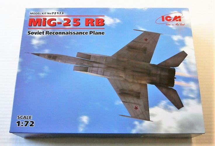 ICM 1/72 72173 MIG-25 RB