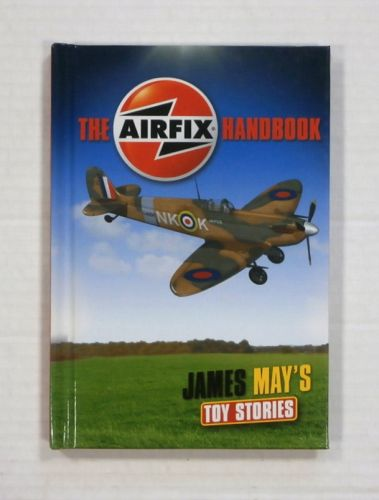 CHEAP BOOKS  ZB1337 THE AIRFIX HANDBOOK - JAMES MAYS TOY STORIES