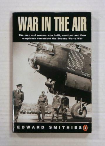 CHEAP BOOKS  ZB1325 WAR IN THE AIR - EDWARD SMITHIES