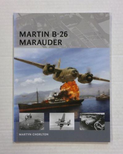 AIR VANGUARD  004. OSPREY MARTIN B-26 MARAUDER