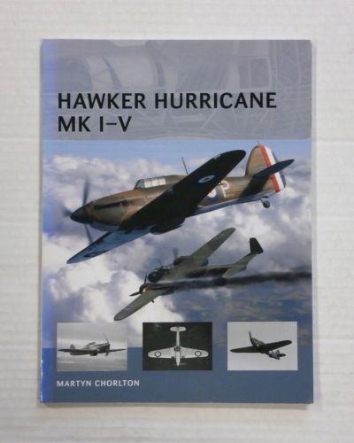 AIR VANGUARD  006. OSPREY HAWKER HURRICANE MK I-V