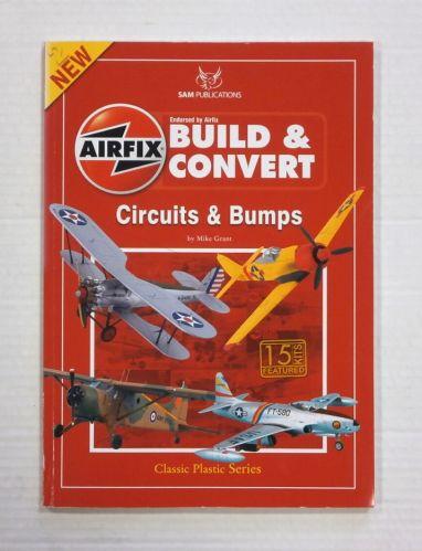CHEAP BOOKS  ZB1346 AIRFIX BUILD   CONVERT CIRCUITS   BUMPS NO 2