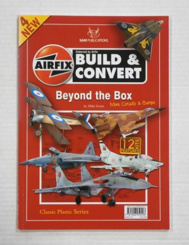 CHEAP BOOKS  ZB1345 AIRFIX BUILD   CONVERT BEYOND THE BOX NO 4