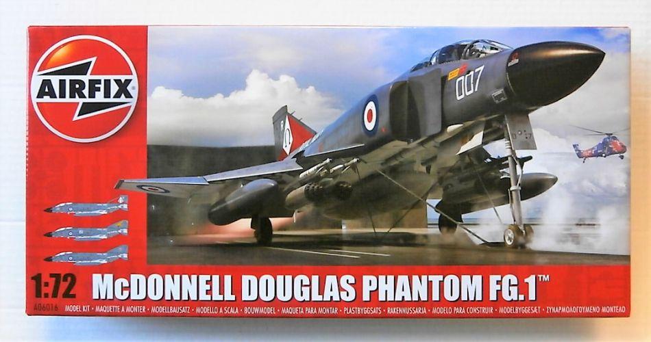 AIRFIX 1/72 06016 McDONNELL DOUGLAS PHANTOM FG.1