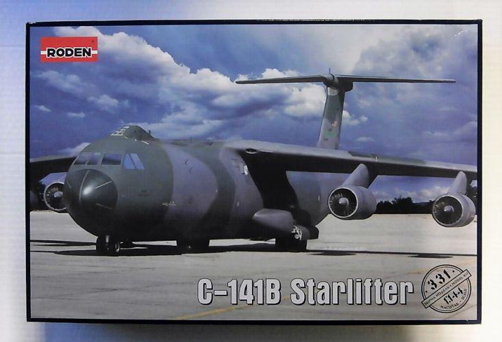 RODEN 1/144 331 LOCKHEED C-141B STARLIFTER