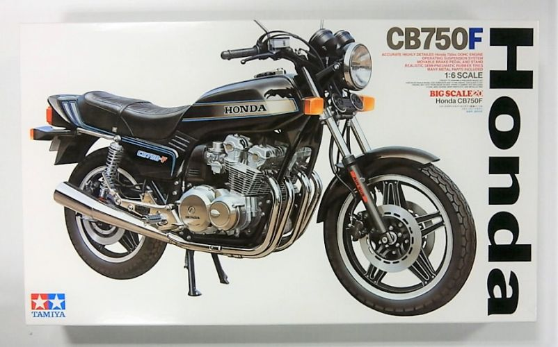 TAMIYA 1/6 16020 HONDA CB750F  UK SALE ONLY