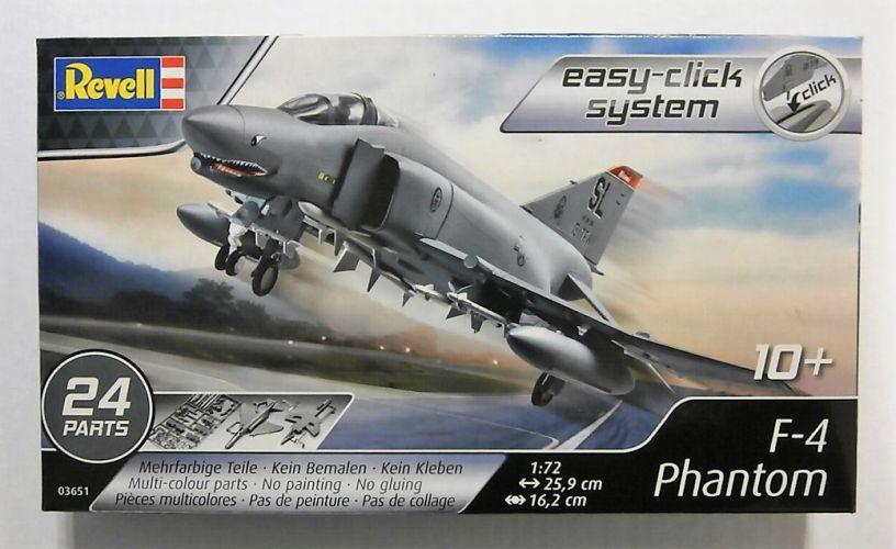 REVELL 1/72 03651 F-4 PHANTOM