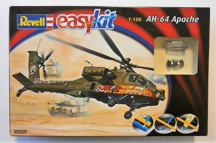 REVELL 1/100 06646 AH-64 APACHE