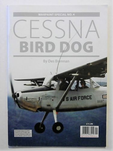 WARPAINT  WARPAINT SPECIAL No4 CESSNA BIRD DOG