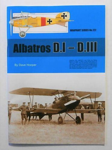 WARPAINT  122. ALBATROS D.I - D.III