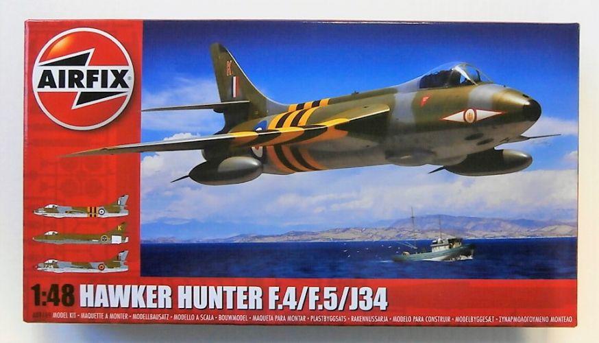 AIRFIX 1/48 09189 HAWKER HUNTER F.4/F.5/J34