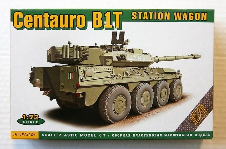 ACE 1/72 72424 CENTAURO B1T STATION WAGON