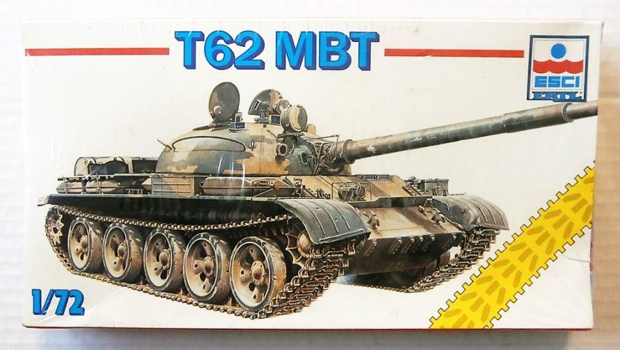 ESCI 1/72 8340 T62 MBT