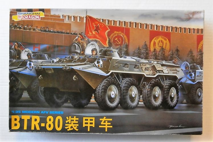 DRAGON 1/35 3511 BTR-80