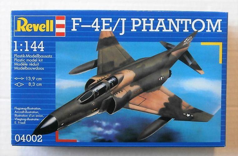 REVELL 1/144 04002 F-4E/J PHANTOM