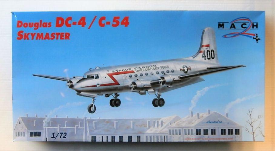 MACH 1/72 034 DC-4/C-54 SKYMASTER
