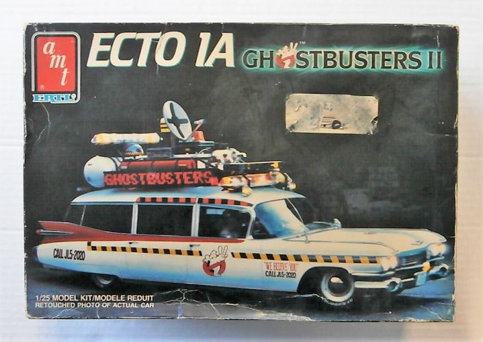 AMT 1/25 6017 ECTO 1A GHOSTBUSTERS II
