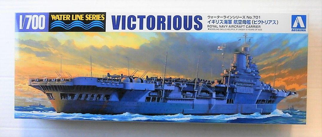 AOSHIMA 1/700 046029 VICTORIOUS