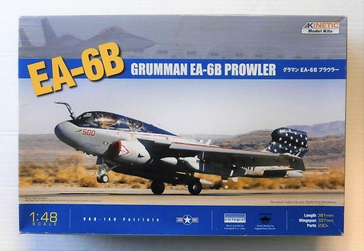 KINETIC 1/48 48022 GRUMMAN EA-6B PROWLER