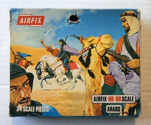 AIRFIX HO/OO S19 ARABS  BEDOUINS