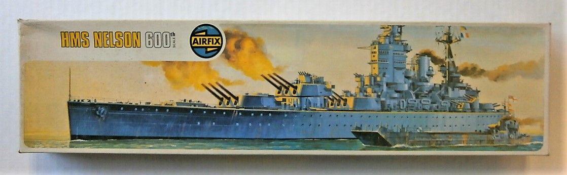 AIRFIX 1/600 04203 HMS NELSON