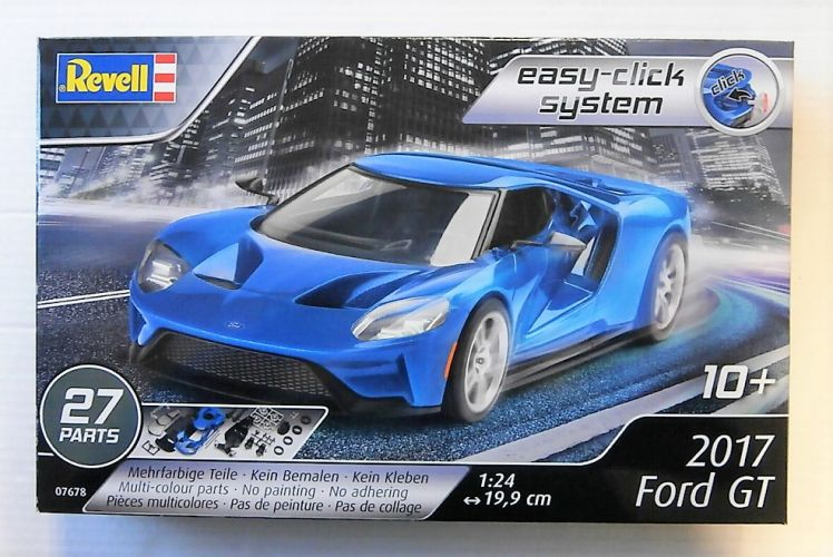REVELL 1/24 07678 2017 FORD GT