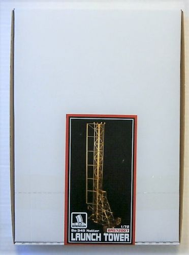 BRENGUN 1/72 72007 BA-349 NATTER LAUNCH TOWER