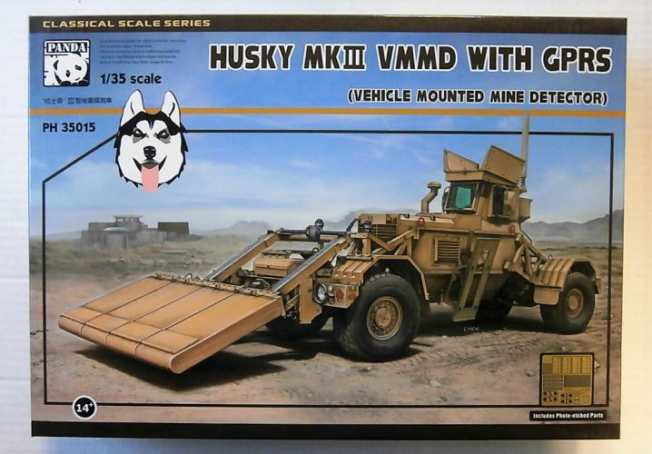 PANDA 1/35 35015 HUSKY MK III VMMD