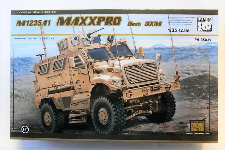 PANDA 1/35 35032 M1235A1 MAXXPRO DASH DXM